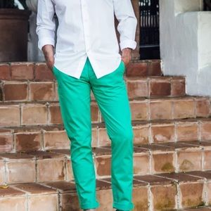 NWT🇫🇷 Les Canebiers Pants - Green